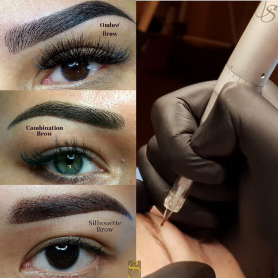 Natural Looking Brows | Cosmetic Tattooing Sydney